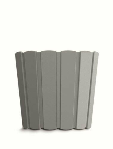 Květináč BOARDEE BASIC šedý kámen 19,9cm