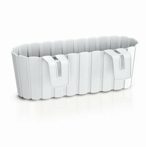 Truhlík závěsný BOARDEE HOOK bílý 38,3cm