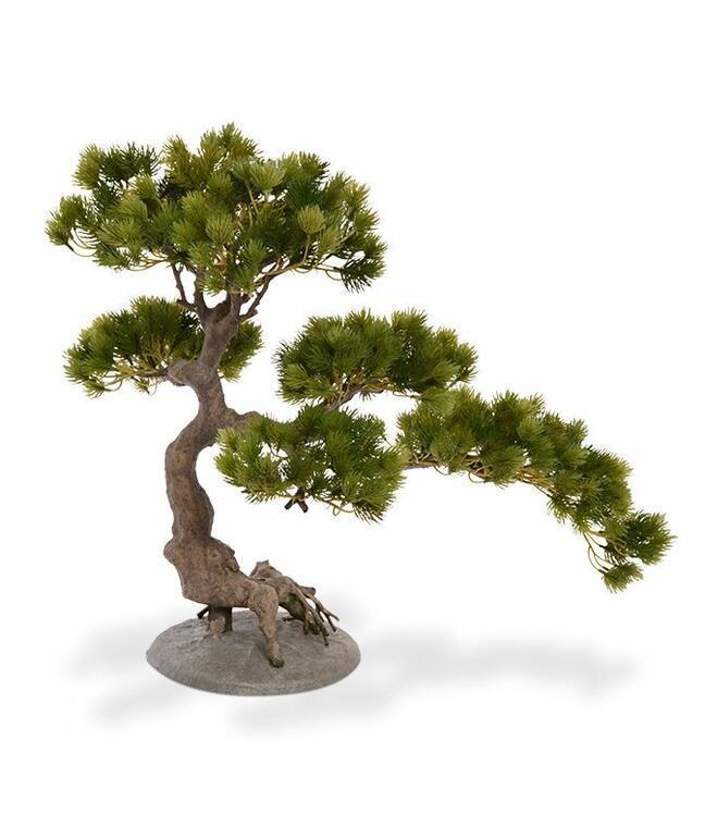 Umělá bonsaj Borovice 50x60 cm