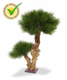 Umělá bonsaj Borovice 55 cm