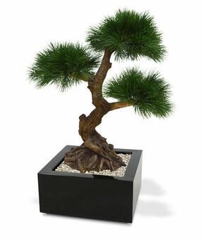 Umělá bonsaj Borovice 60 cm