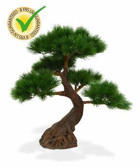 Umělá bonsaj Borovice 80 cm