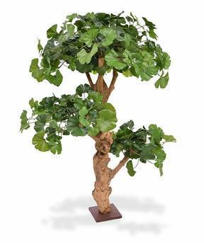 Umělá bonsaj Ginko 95 cm