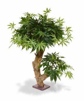 Umělá bonsaj Javor 60 cm