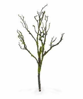 Umělá dřevěná mechová větev 70 cm