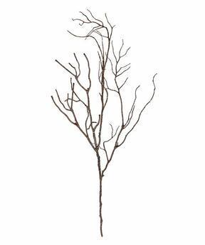 Umělá dřevěná větev 65 cm