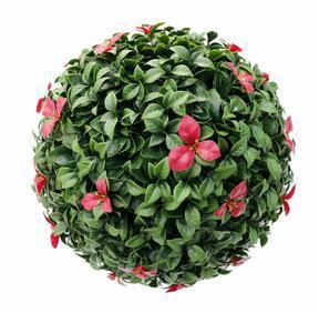 Umělá koule Graden červená 45 cm