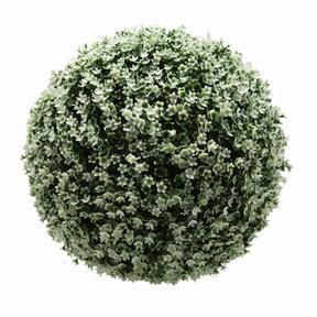 Umělá koule Gypsophila bílá 45 cm