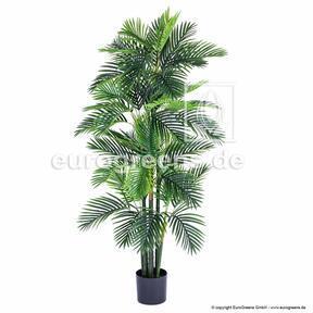 Umělá palma Areca betelová 170 cm
