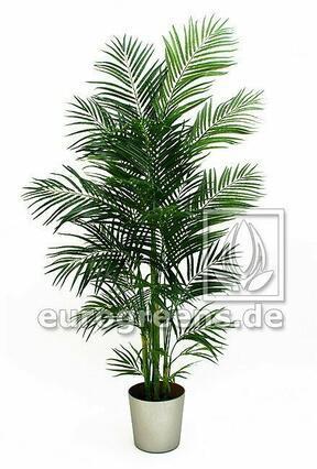 Umělá palma Areca betelová 210 cm
