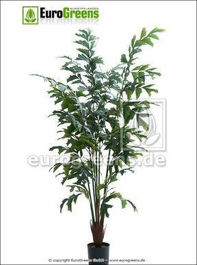 Umělá palma Caryota 170 cm