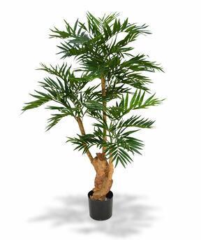 Umělá palma Chamédorea úhledná 130 cm