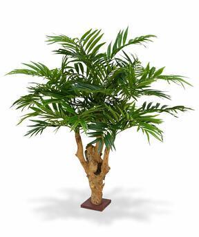 Umělá palma Chamédorea úhledná 95 cm