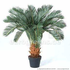 Umělá palma Cycas 90 cm