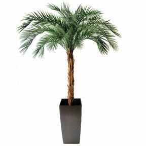 Umělá palma datlová 225 cm