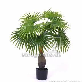 Umělá palma Livistona 100 cm