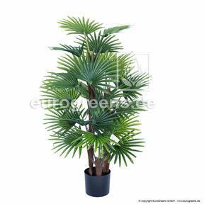 Umělá palma Livistona 110 cm