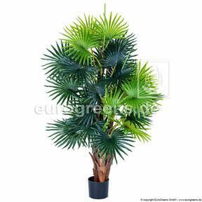 Umělá palma Livistona 120 cm