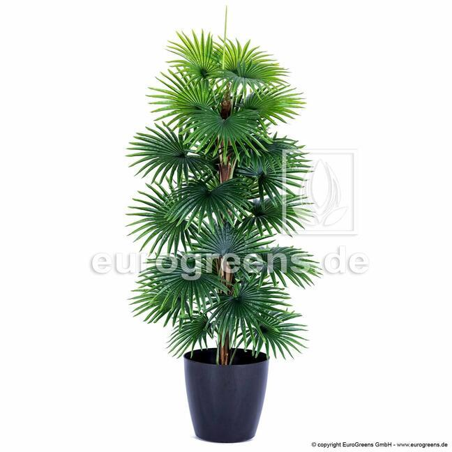 Umělá palma Livistona 150 cm