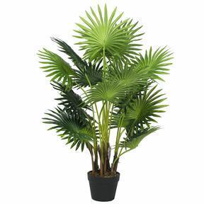 Umělá palma Livistona mini 100 cm