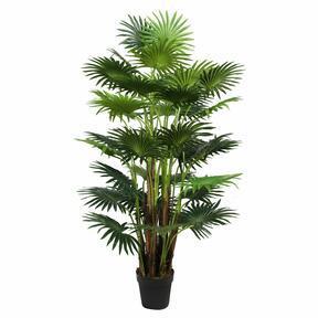 Umělá palma Livistona mini 160 cm