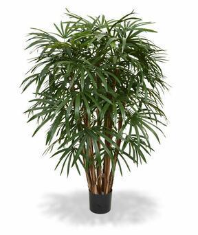 Umělá palma Rapis 130 cm