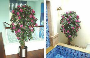 Umělá rastilna Bugenvilea Liana 120 cm