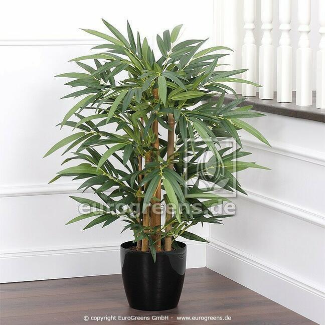 Umělá rostlina Bambus 90 cm