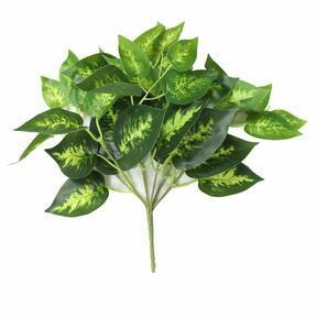 Umělá rostlina difenbachie 25 cm