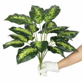 Umělá rostlina difenbachie 50 cm