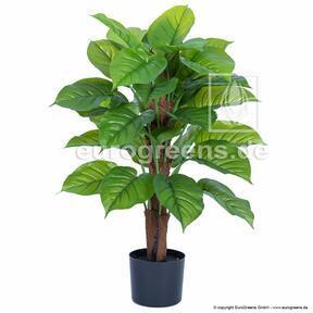 Umělá rostlina Filodendron 85 cm