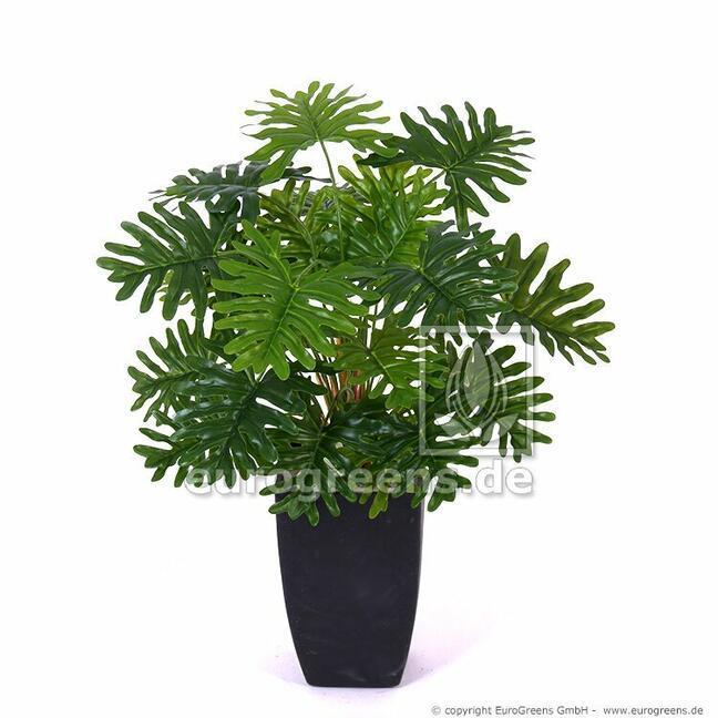 Umělá rostlina Filodendron xanadu 40 cm