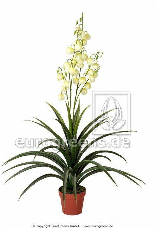 Umělá rostlina Juka nádherná 125 cm