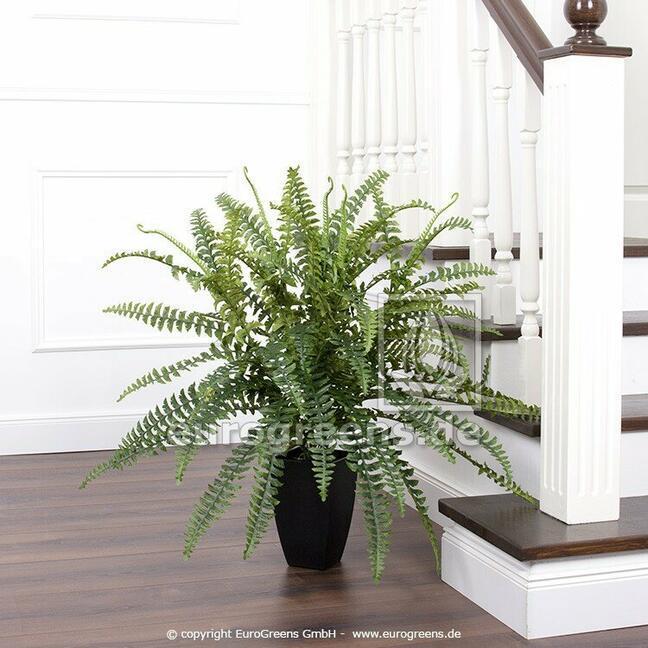 Umělá rostlina Královská kapradina 100 cm