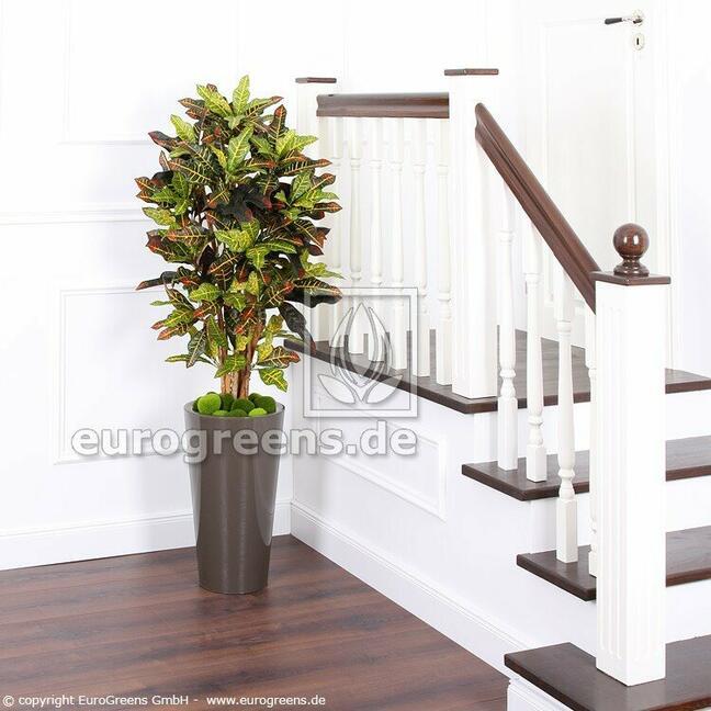 Umělá rostlina Kroton 190 cm