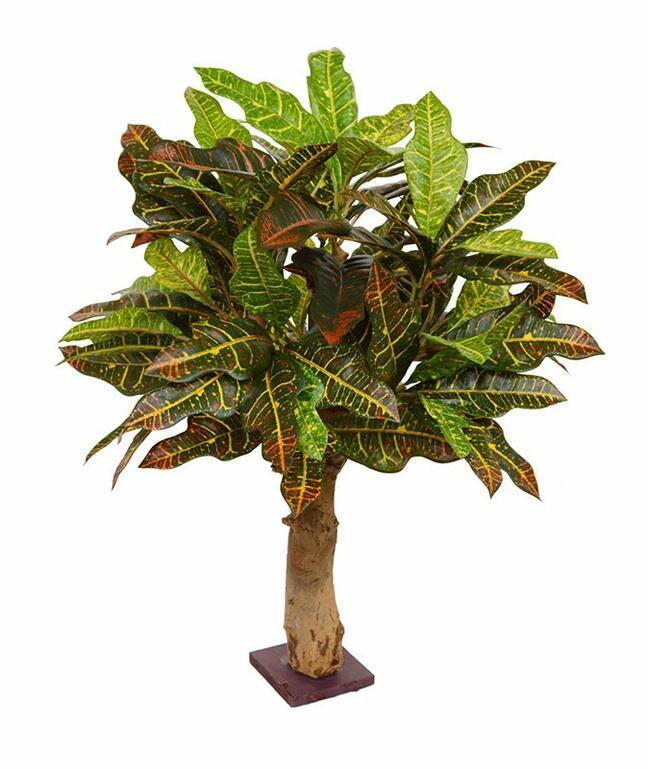 Umělá rostlina Kroton 65 cm