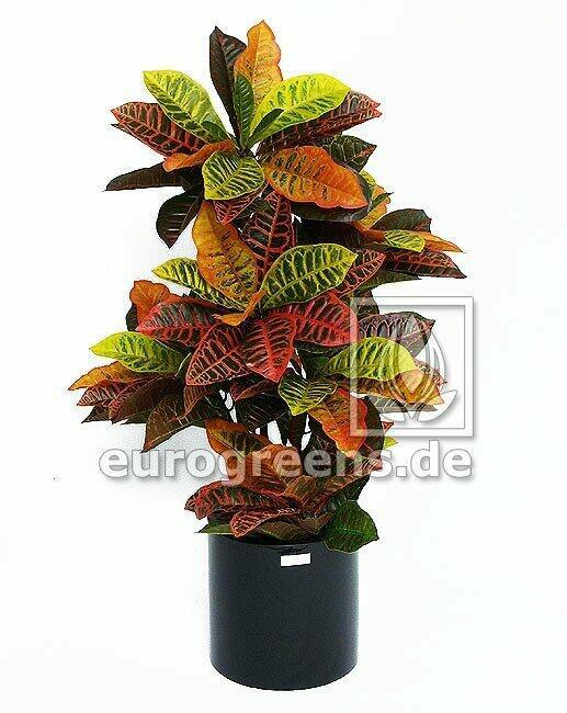 Umělá rostlina Kroton 90 cm