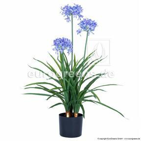 Umělá rostlina Lilie 90 cm