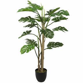 Umělá rostlina Monstera 120 cm