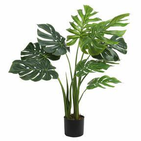 Umělá rostlina Monstera 85 cm