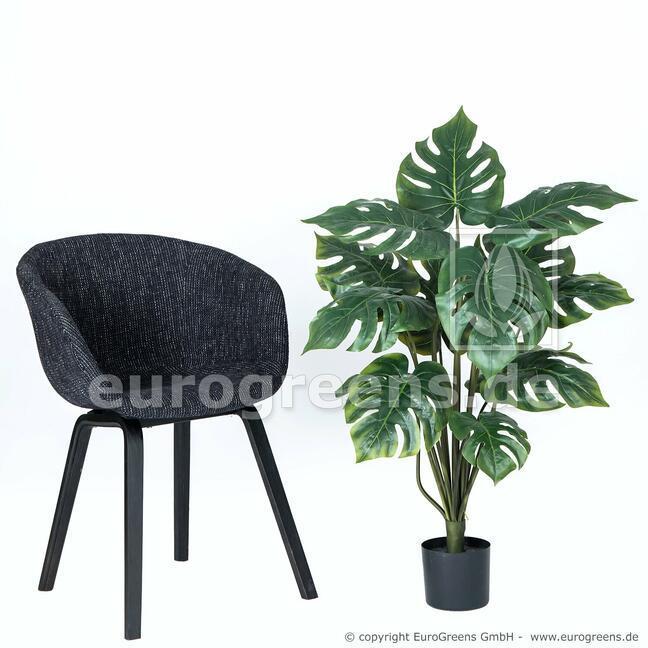 Umělá rostlina Monstera 90 cm