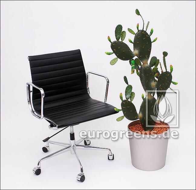 Umělá rostlina Opuncie fíková 110 cm