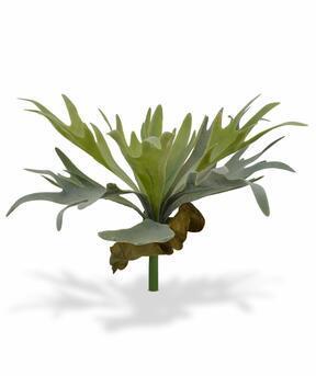 Umělá rostlina Parožnatka 30 cm