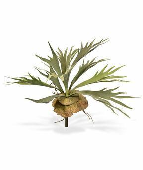 Umělá rostlina Parožnatka 40 cm