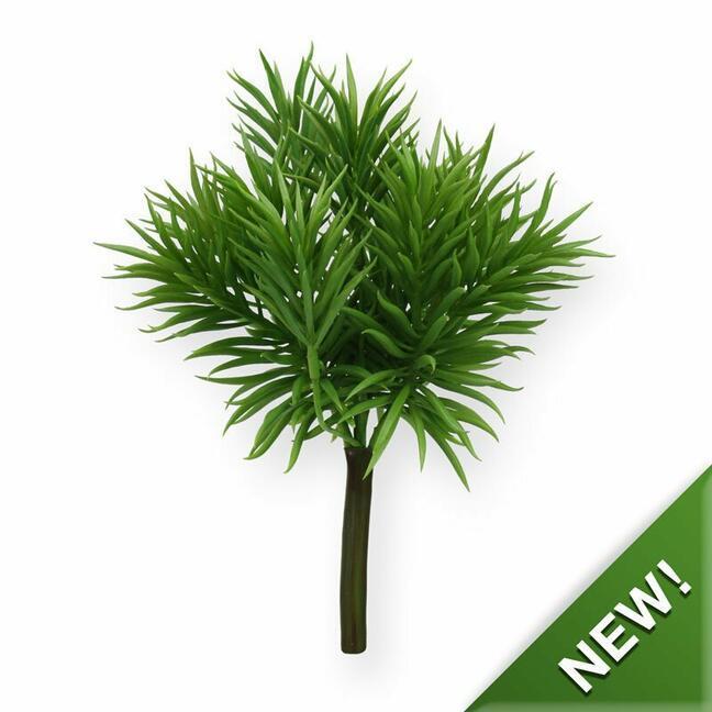 Umělá rostlina Peperomia 23 cm