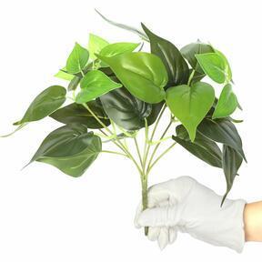 Umělá rostlina Philodendron Cordatum 25 cm
