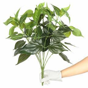 Umělá rostlina Philodendron Cordatum 45 cm