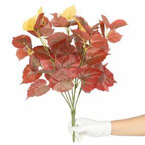 Umělá rostlina Přísavník červený 45 cm