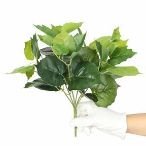 Umělá rostlina Přísavník zelený 25 cm