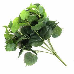 Umělá rostlina Přísavník zelený 45 cm